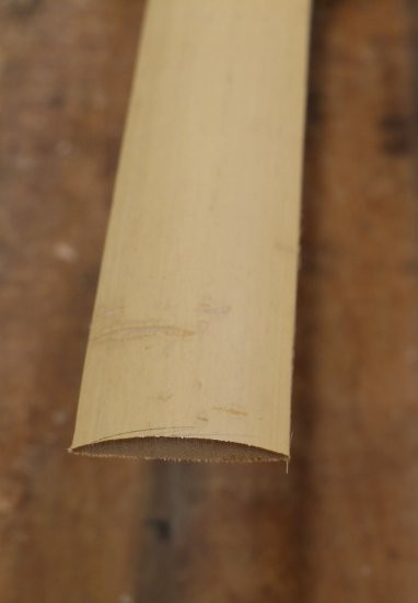 Bambus Leisten
